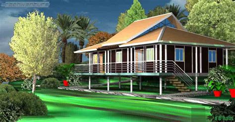 plan modern tropical house studio design gallery
