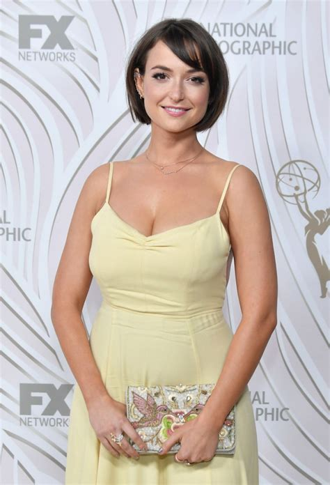 milana vayntrub milana vayntrub emmy awards after party in la 09 17 2017