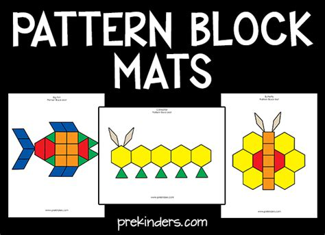 pattern blocks mats docs