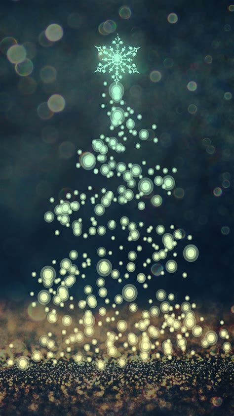 wallpaper christmas tree sparkles bokeh cgi hd celebrations christmas  wallpaper