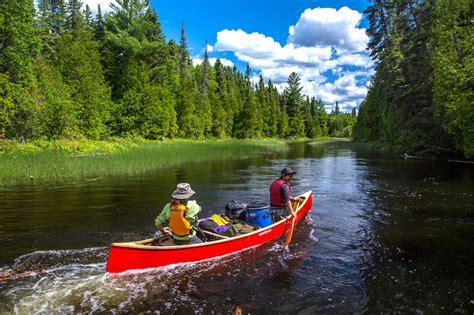 Rapid Detox Ontario Canada by Outdoor Adventures Northern Ontario Travel