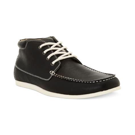 steve madden shoes in black for lyst