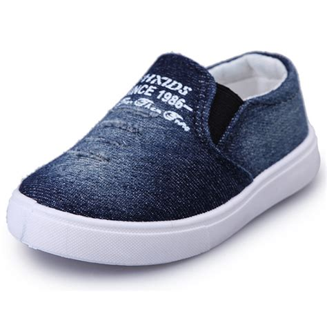 boys flat shoes 笂ェchildren shoes boys 窶ソ 郞 canvas canvas casual
