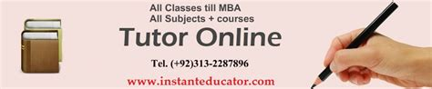 Accounting Mba Programs Canada by Home Tutor In Karachi Home Tuition In Lahore Tutor In