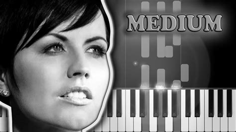 tutorial zombie the cranberries the cranberries zombie piano tutorial youtube