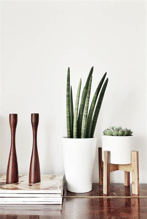 mid century indoor planters honestly wtf