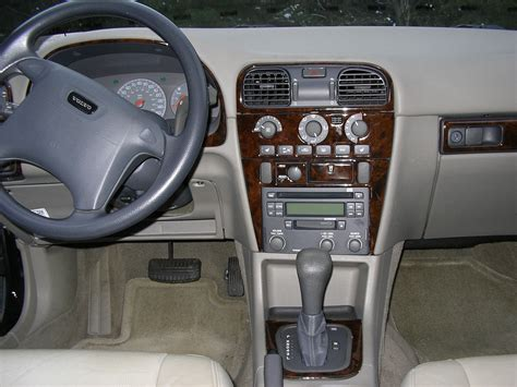 Volvo S40 2001 Interior by 2001 Volvo S40 Interior Pictures Cargurus