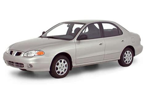 2000 Hyundai Elantra Mpg by 2000 Hyundai Elantra Gls Mpg Autos Post