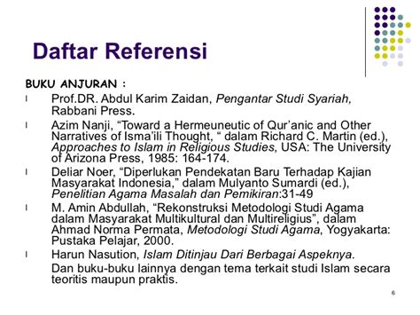 Studi Agama Normativitas Atau Historisitas Dr M Amin Abdullah pengantar studi islam
