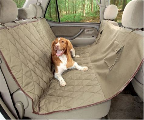 seat cover for dogs deluxe hammock pet seat cover houndabout