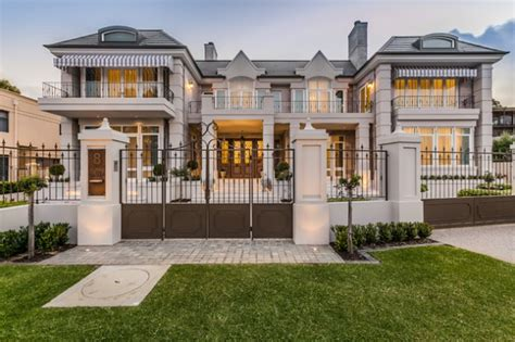 glamorous traditional home exterior designs  wont