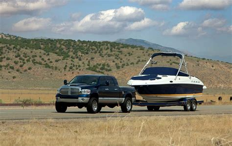 tow boat and trailer how to help trailer tow and launch your boat safely
