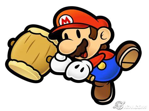 How To Make Paper Mario - paper mario news paper mario la porte mill 233 naire ngc