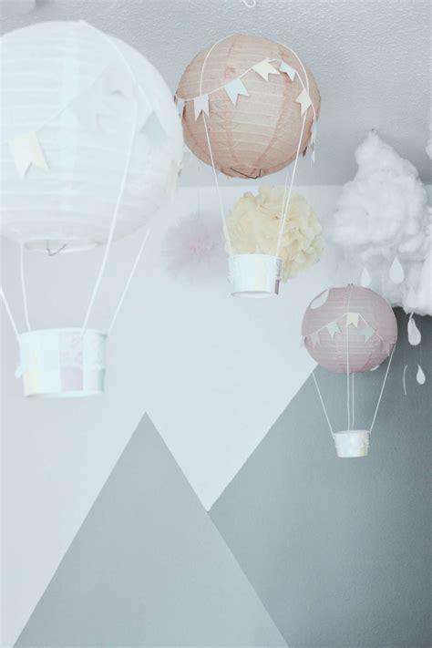 len fur kinderzimmer selber machen diy deko idee 176 hei 223 luftballons f 252 r das kinderzimmer