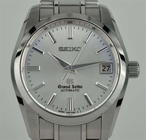 Secondhand Seiko Grand Seiko SBGR051