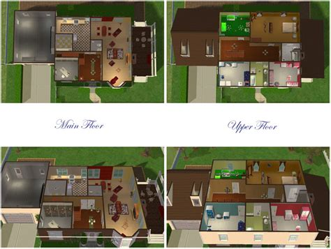 Top Desperate Housewives House Floor Plans Images For Desperate House Plans