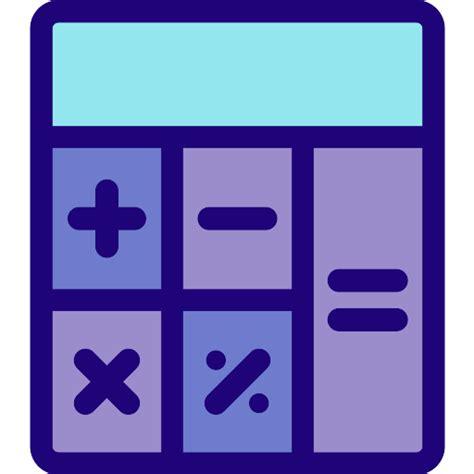 free calculator calculator free technology icons