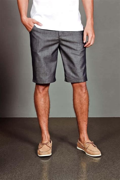 mens boots with shorts shorts looks for