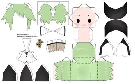 fakta anime danganronpa papercraft anime qyuznul chan