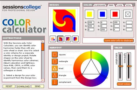 complementary colors generator 45 free and effective color palette and color scheme