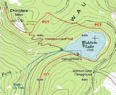 map of oregon eagle creek pacific crest eagle creek trail junction hiking in