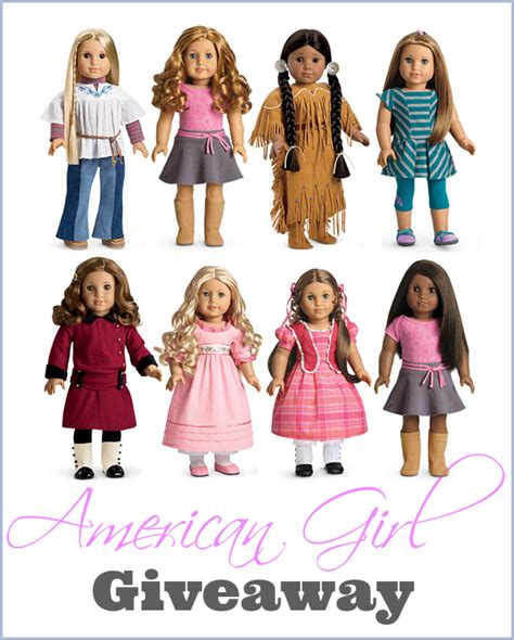 American Girl Doll Giveaway - american girl doll giveaway us canada