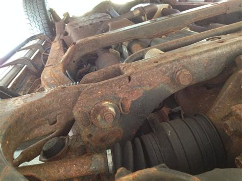 2002 Toyota Sequoia Problems 2002 Toyota Sequoia Rusted Frame 1 Complaints