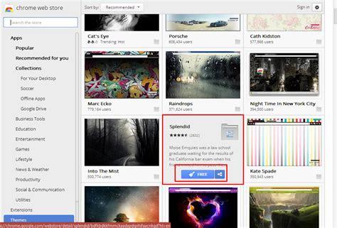 tutorial mengganti tema instagram konsepnet tutorial mengganti tema chrome dengan gambar