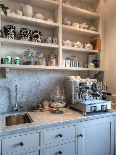 Kitchen Coffee Station Design Ideas