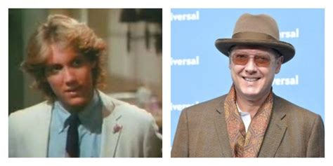 james spader sunglasses 1980s celebrities who are unrecognizable today