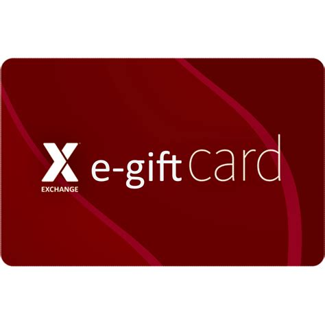 Gift Exchange Card - exchange egift card online only exchange gift cards gifts food shop the exchange