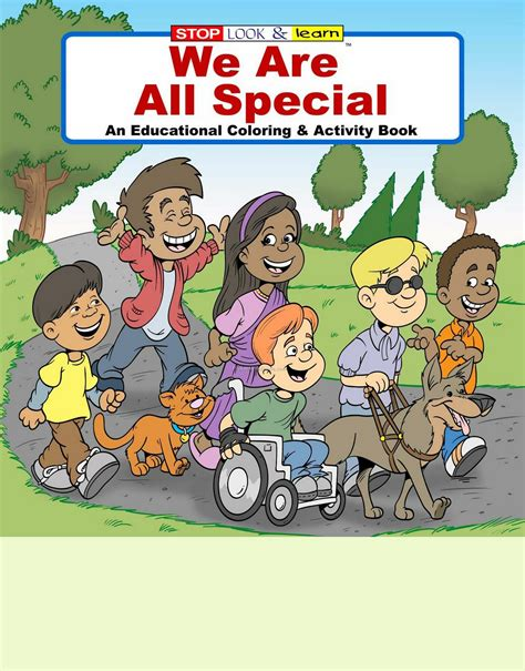 with all we are books we are all special coloring book pack wholesale china