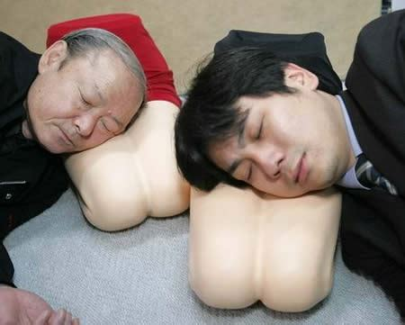 Japanese Boyfriend Pillow by 187 Japan In Japan This Is Perfectly Normal
