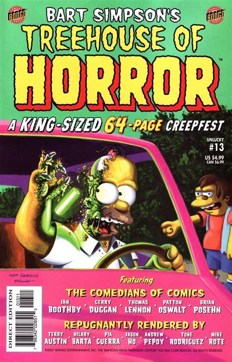treehouse of horror 21 bart s treehouse of horror 13 simpsons wiki