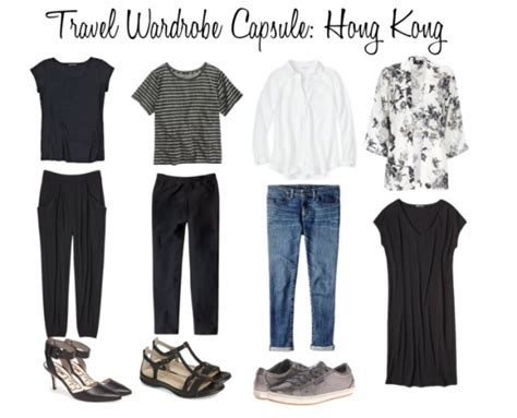 Travel Wardrobe by Travel Wardrobe Planning A Different Direction Une