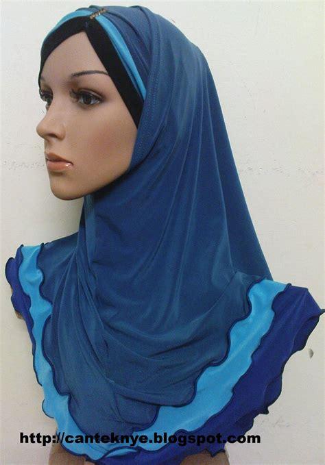 Gweena Syria 3 Layer Quailhijab 2 canteknye collection tudung syria dubai 3 layer