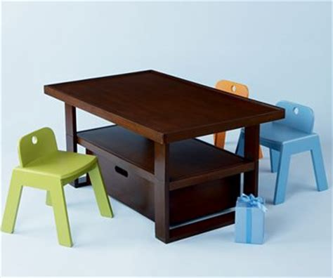 Play Table With Storage by Up Modern Play Tables With Storage