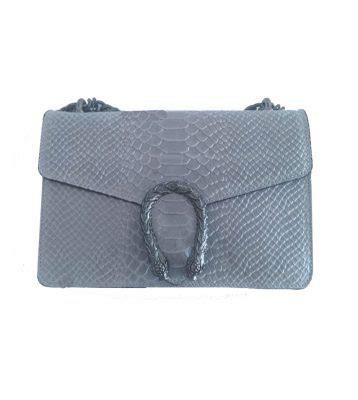 Tas Flap Croco Fashion new tassen leren tassen kleding accessoires