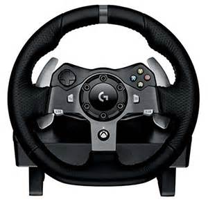 Steering Wheels For Pc And Xbox One Logitech G920 Steering Wheel And Pedal Set For Xbox One And Pc