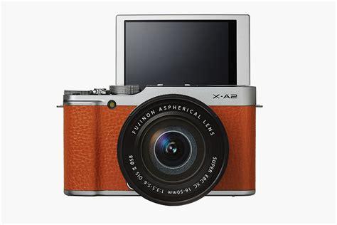 Kamera Fujifilm Ax2 fuji x a2 กล อง fuji ร นแรกท พล กจอ selfie ได พร อมราคา mf edge