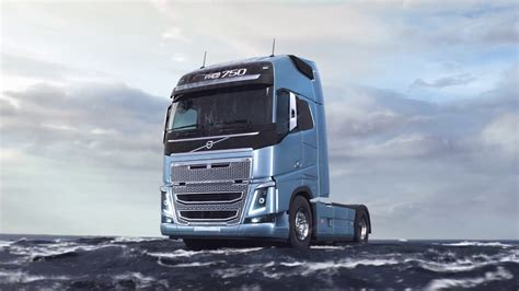 the volvo truck volvo trucks the surge a tribute to our flagship the