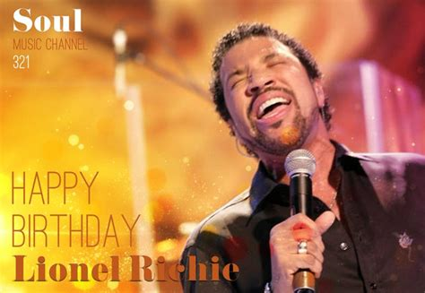 Happy Birthday Lionel Richie Meme