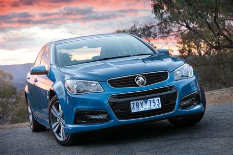 holden sv6 2013 holden vf commodore sv6 review caradvice