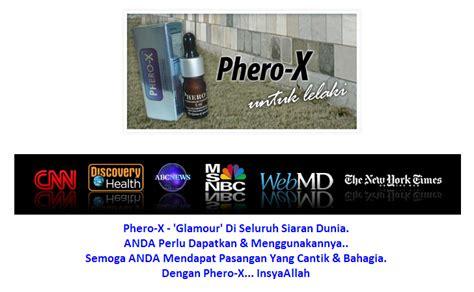 Minyak Phero X minyak wangi lelaki paling best berkesan hormon memikat