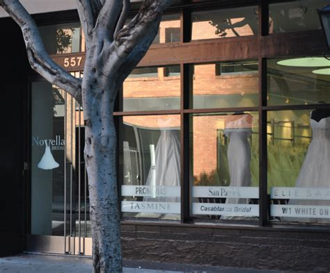 Nowella Exclusive Gown 17 best places to say yes to the dress in san francisco