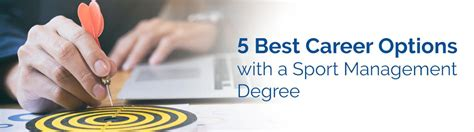 Careers With A Mba In Sports Management by 5 Best Career Options With A Sports Management Degree