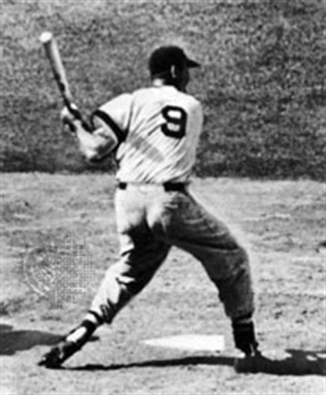 ted williams baseball swing ted williams biography american baseball player and