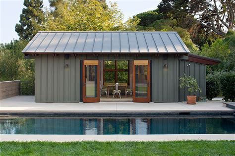 Build A Cabana by 25 Pool Houses To Complete Your Dream Backyard Retreat