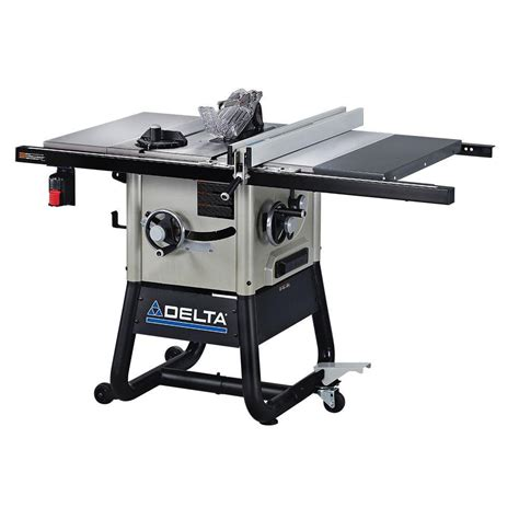 ridgid 13 10 in professional cast iron table saw