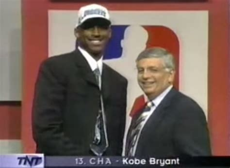 How Many Ppeople Worldwide Watched The Mba Draft by How Bryant Manipulated His Way To Lakers On Draft Day